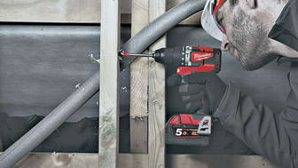 Vi presenterar marknadens mest kompakta och kolborstfria 18V-lösningar!