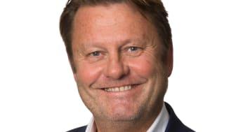 – Vi kan ha en særskilt påvirkning i tilknytning til leietakertilpasninger, sier administrerende direktør i UNION Gruppen Øystein A. Landvik.