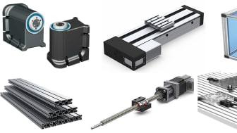 Solectro AB erbjuder ett spektrum av komponenter för mekanisk konstruktion