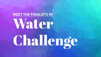 Challenging innovators in Skåne to create sustainable water solutions