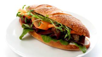 1 av 3 svenskar väljer helst surdegsbröd