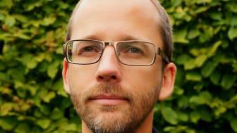Årets Jubileumspristagare Oskar Hansson