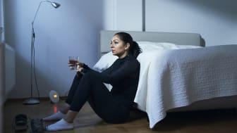 Negativa förändringar i levnadsvanor under covid-19 är kopplat till högre risk för upplevd psykisk ohälsa