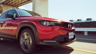 MX-30 setter fart på Mazda-salget