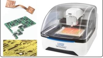 LPKF ProtoMat för inhouse PCB utveckling