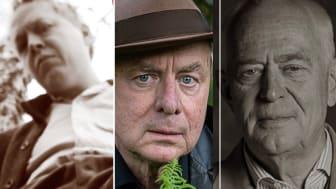 Jonas Hedlund, Magnus Wetterholm och Claes-Göran Wetterholm.