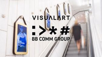 Visual Art vässar kommunikationen tillsammans med BerntzonBylund Communication Group