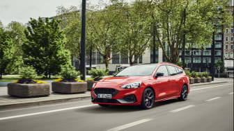Ford Focus ST stationcar