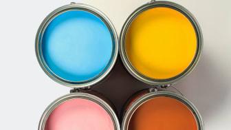 Råvarubrist för färg- och limindustrin