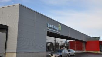 Nya Umeå Airport invigd