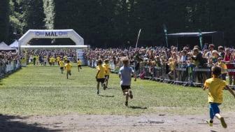 Dags för 33 000 barn att knata med Kalvin