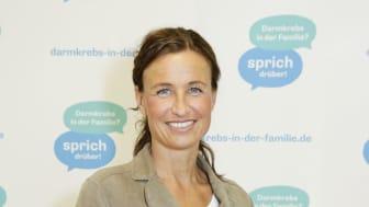 FARKOR:  Andrea Graf, Projektleitung von FARKOR bei der Felix Burda Stiftung