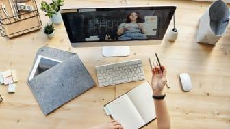 Skoler og universiteter stengt: TCS iON tilbyr gratis tilgang til interaktive virtuelle klasserom