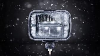 Alaska ploglampa kommer med en smart värmelins