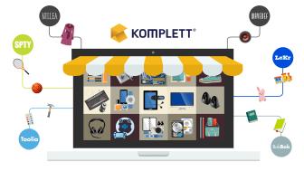 Nå kan kunder handle produkter fra andre aktører på Komplett.