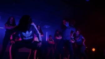 Dancehallgruppen BLACKOUT EMPIRE, vinnare av Danskarusellen 2016.