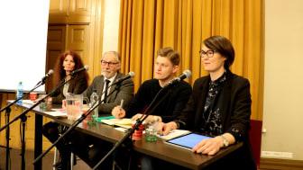 Studenthelsebegrepet under debatt på Frokostmøtet fra styringsgruppen for SHoT2018.