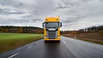 Der Scania 540 S überzeugt beim 1000-Punkte-Test und der European Truck Challenge (ETC).