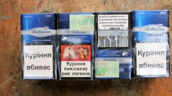 Some of the smuggled cigarettes (SE 19.17)