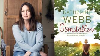 Ny roman av prisbelönta författaren Katherine Webb