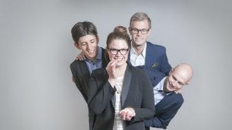 Årets nominerade affärsplaner i Venture Cup Öst fortsätter överraska och inspirera