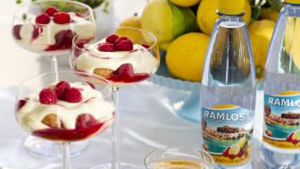 Ramlösa Lemon Raspberry