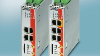 Security router with 3G mobile phone interface