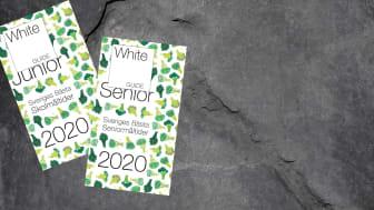 Tävlingarna White Guide Junior och Senior samt Årets bonde avgörs i Helsingborg i år.