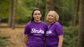 Stroke Association appeals for volunteers with a resolution