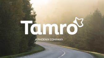 Tamros logga