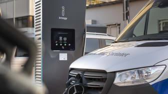 Mercedes-Benz giver konkurrenterne baghjul i det elektriske varebilsegment
