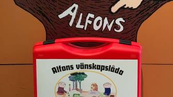 Den 13 och 23 maj använder Friends Alfons Åbergs Kulturhus för en utbildning och nätverksträff för pedagoger på förskolor i Göteborg.