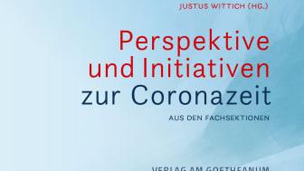 Cover des Buches ‹Perspektive und Initiativen zur Coronazeit›, Verlag am Goetheanum