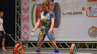 VM i klassisk styrkelyft på Helsingborg Arena lockar drygt tusen deltagare