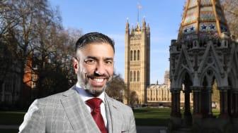 Ammar Mirza CBE