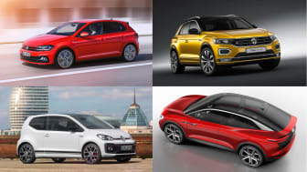 Volkswagen nyheder på IAA