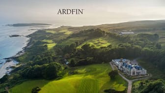 Ardfin – a bespoke website for Scotland's most exciting hotel opening