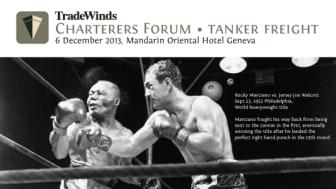 Geneva to host gathering of tanker trade executives