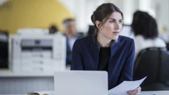 Travlhed på kontoret kan afhjæpes med nye printløsninger.