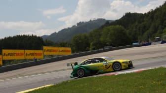 Tomczyk i sin Audi A4 DTM