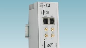 Phoenix Contact, Quectel and Ericsson jointly develop the first industrial 5G router for private networks