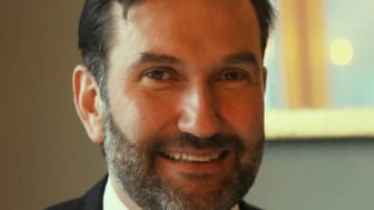 Henric Hasth, VD på Toyota Material Handling Sweden.