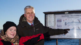 Regina Kevius (M): Utsättning av lax- och havsöring i Stockholms ström möjliggörs med ny sponsor