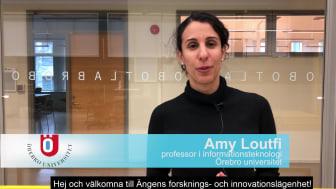 Presentationsfilm för Forsknings- och Innovationslägenheten på Ängen.