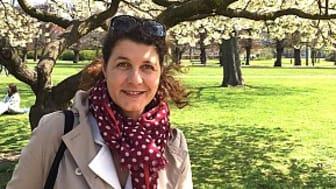 Grønn Byggallianse leter ny medarbeider, forteller Katharina Bramslev. Det er travelt i Grønn Byggallianse!