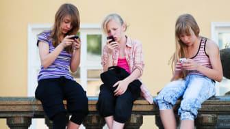 Barn positiva till mobilförbud i skolan