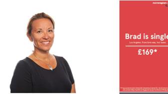 Stine Steffensen Børke, VP Marketing at Norwegian