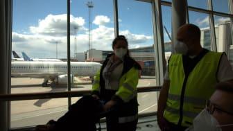 Stockholm Arlanda Airport. Photo: Maria Moustakakis.