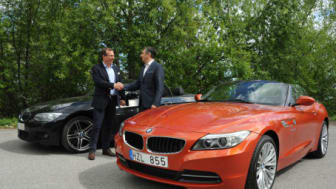 BMW Group Northern Europe inngår bilvarmeavtale med KGK verdt 20 millioner kroner