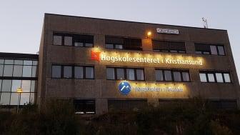 Høgskolesenteret i Kristiansund innfører SafeSpot for å sikre godt smittevern når studentene returnerer til Campus